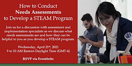 Global STEM Network: Needs Assessments tickets