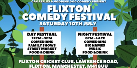 Flixton Comedy Festival tickets