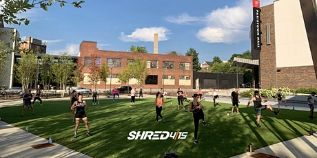 Outdoor Workouts with Shred415 at Christy's Garden tickets