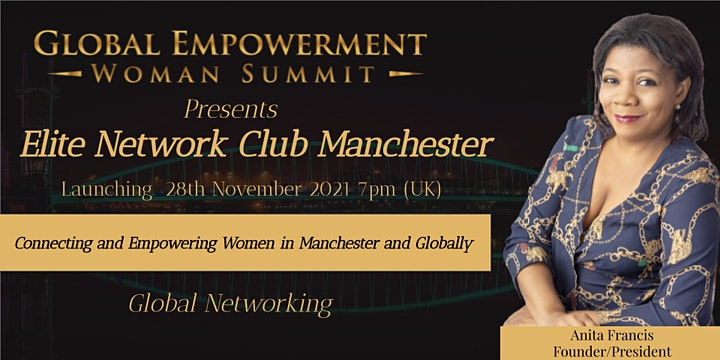 ELITE NETWORK CLUB MANCHESTER LAUNCH image