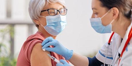COVID-19 Vaccine Update (Free Live Webinar) tickets