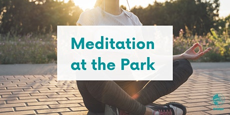 Meditation in the Park tickets