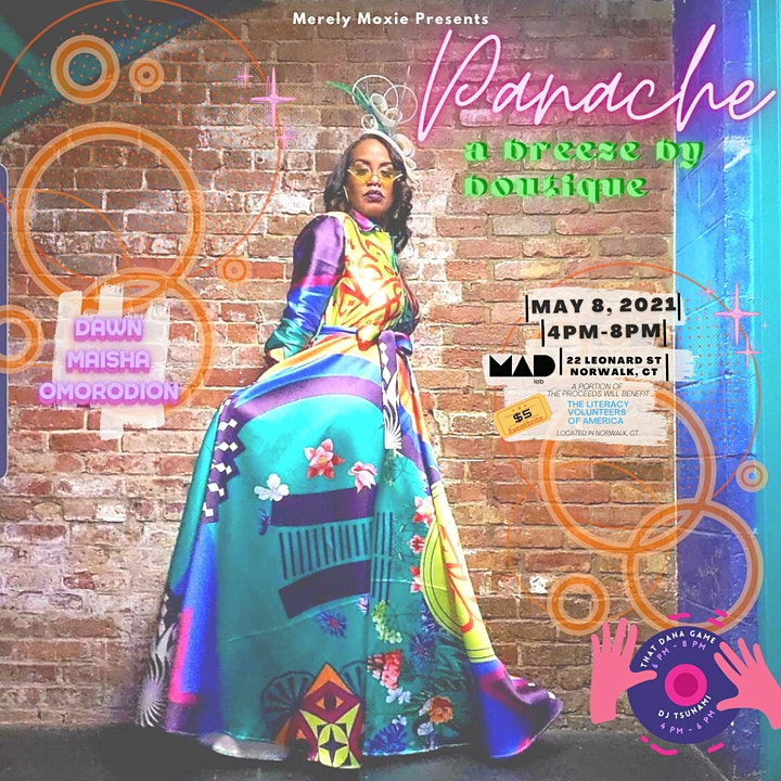 'Panache, a breeze by boutique' presented by Merely Moxie image
