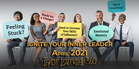Ignite Your Inner Leader (Oct2021) tickets