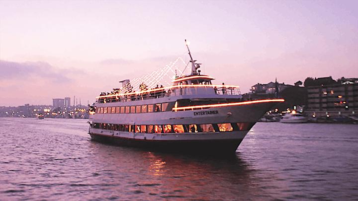 LA New Year's Eve Moonlight Pier Pressure Cruise 2022 image