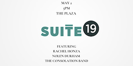 Suite 19 May Event tickets