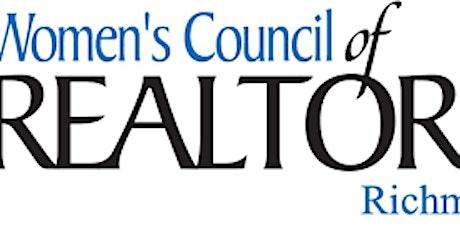 Women's Council of Realtors' Happy Hour tickets