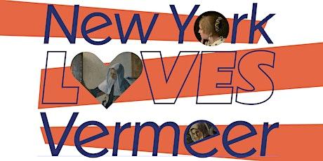 New York Loves Vermeer: A Virtual Conversation tickets