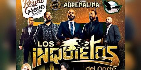 LOS INQUIETOS • LOS HOROSCOPOS Y MÁS tickets