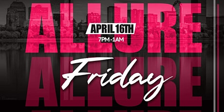 Allure Friday tickets