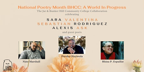 A Poetry Celebration tickets