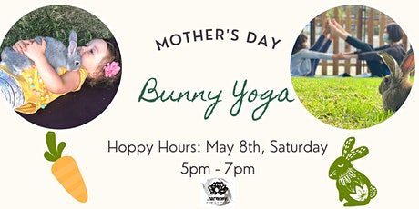 Mother's Day Bunny Yoga tickets
