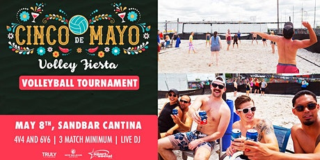 Cinco de Mayo Volley Fiesta 2021 tickets
