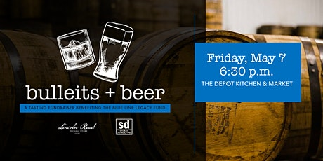 Bulleits + Beer | a tasting fundraiser tickets