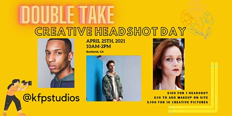 Double Take: Creative Headshot Day tickets