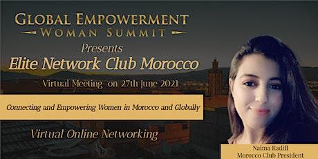 ELITE NETWORK CLUB MOROCCO tickets