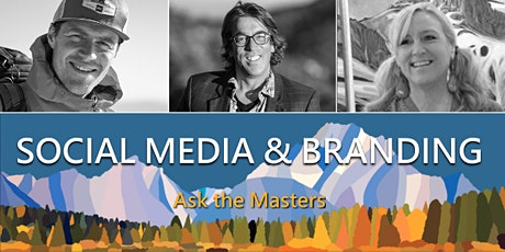 Social Media & Branding Strategies for Artists:  Ask the Masters! tickets