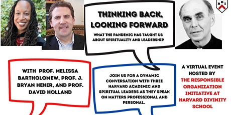 What the Pandemic Has Taught Us About Spirituality and Leadership tickets