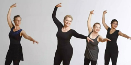 Adult Ballet  Introduction,  5 week course at Chichester College tickets