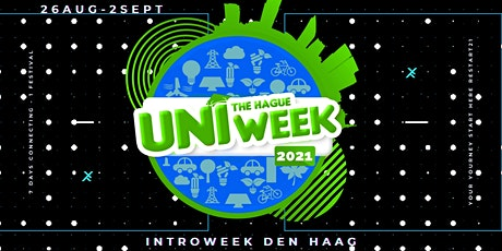 UNIweek 2021 - Den Haag  Introweek Program tickets