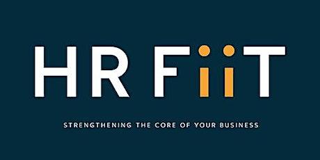 HR FiiT Power Session - Managing Redundancy tickets