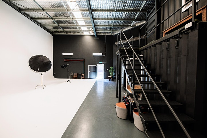 BEGINNERS PHOTOGRAPHY WORKSHOP (learn in a commercial studio) image