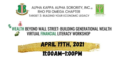 Wealth Beyond Wall Street: Part 2 tickets