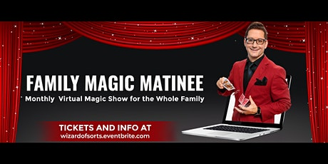 Mother's Day Special, Family Magic Matinee, Show plus free gift for Mom! tickets