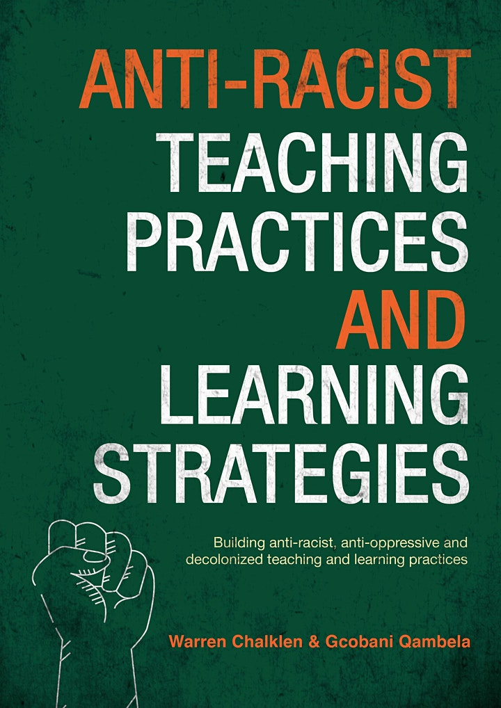 Virtual Book Launch: Anti-Racist Teaching Practices and Learning Strategies image