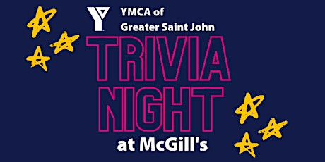Copy of Copy of YMCA Trivia Night at McGill's tickets