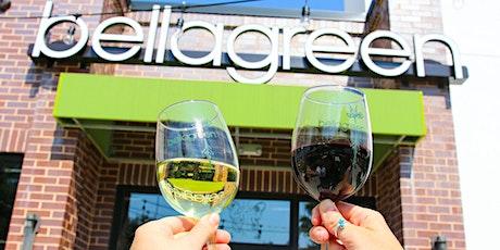 bellagreen Sustainable Wine & Bites Pairing Plano tickets
