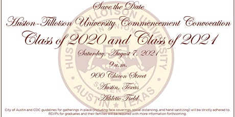Huston-Tillotson University Commencement Convocation tickets