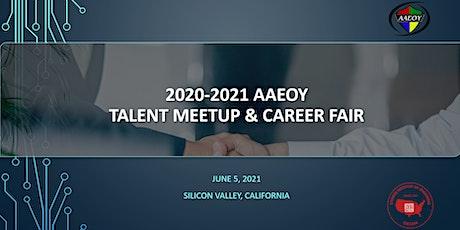 AAEOY Talent Meetup / Career Fair tickets