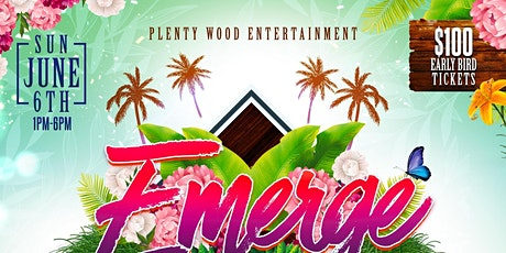 EMERGE - The Luxurious All Inclusive Day Party tickets