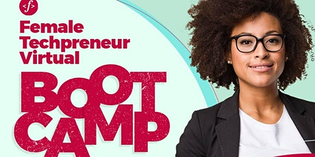 Female Tech Virtual Bootcamp - Tech Upskill tickets