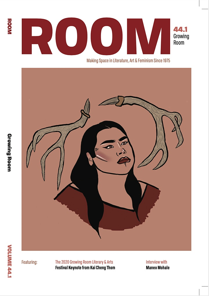 Growing Room Issue 44.1 Launch: A Night of Comedy image