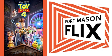 FORT MASON FLIX: Toy Story 4 tickets