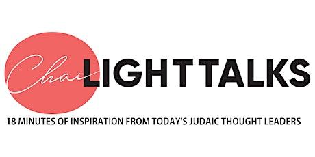 Chai LightTalks: Life After COVID tickets