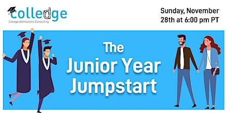 The Junior Year Jumpstart tickets