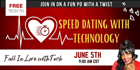 Speed Dating With Technology tickets
