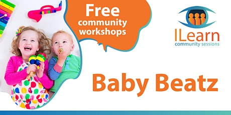 ILearn FREE session -   Baby Beatz session in the Park tickets