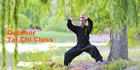 Outdoor Tai Chi  Class tickets