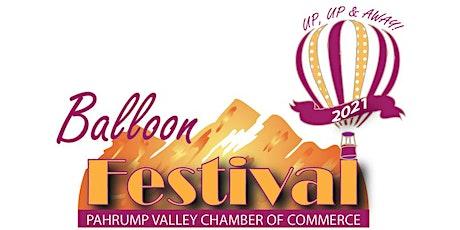 2021 Pahrump Balloon Festival tickets
