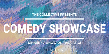 The Collective's Comedy Showcase tickets