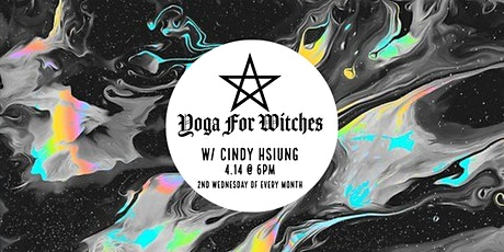 Yoga For Witches tickets
