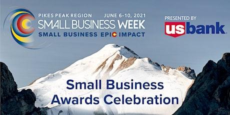 2021 SBW: Day 4 - Small Business Awards Celebration tickets