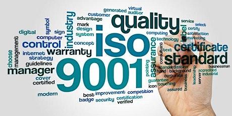 Understanding ISO 9001 tickets