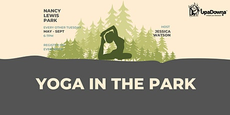 Yoga in the Park with Jessica Watson and UpaDowna tickets