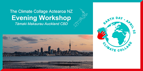 EARTH DAY | Climate Collage Evening Workshop (Auckland CBD - Aotearoa NZ) tickets