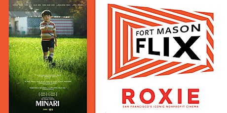 The Roxie Theater & Fort Mason Flix: Minari tickets